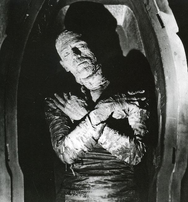 The Mummy Boris 607