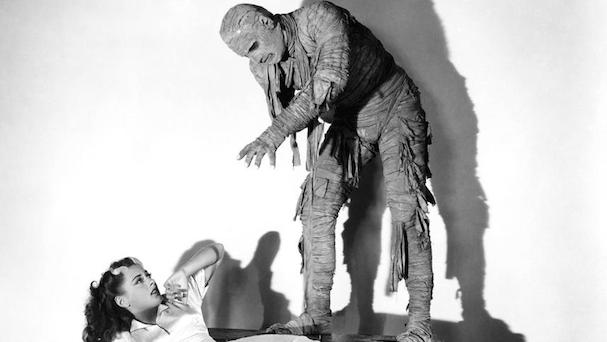 The Mummy's Ghost 607
