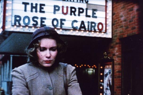 The Purple Rose of Cairo 607