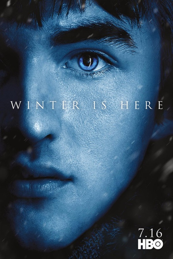 Game of Thrones 7 Character Posters 607
