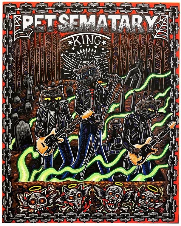 KING Art Show 607