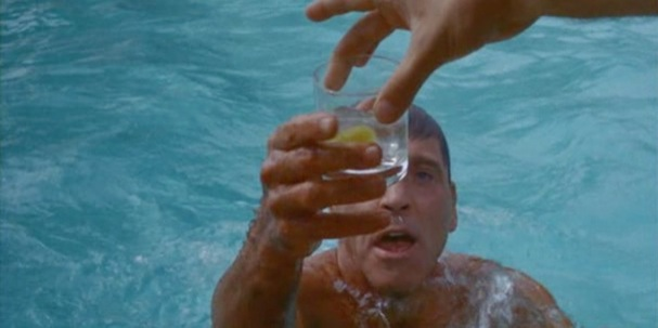 The Swimmer 607