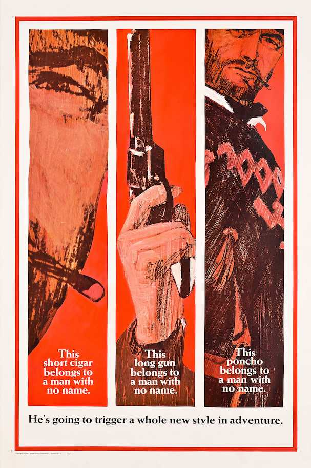 Fistful of Dollars Poster 607