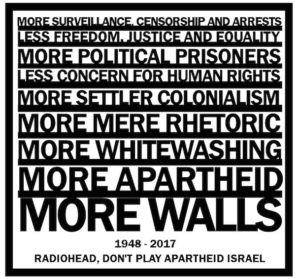 Radiohead Israel
