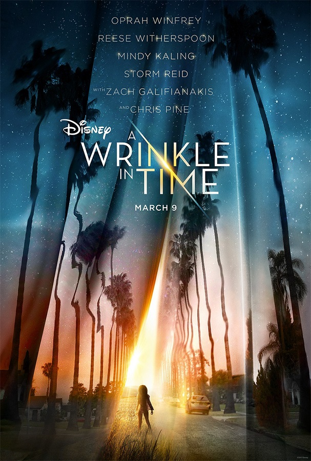 A Wrinkle in Time poster 607