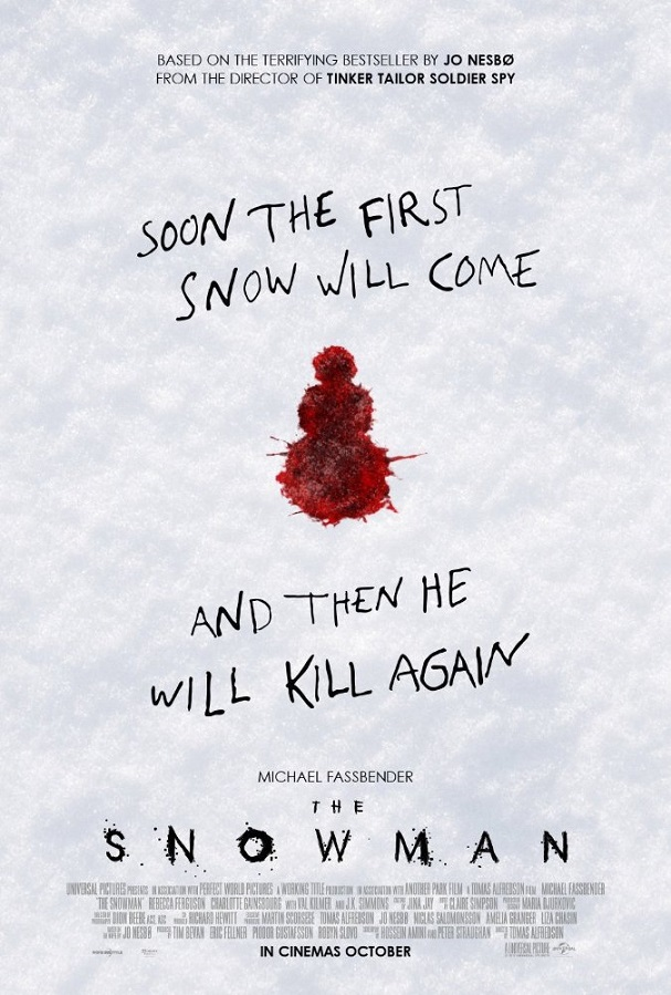 The Snowman poster 607