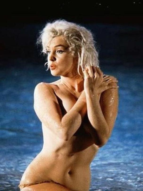 Marilyn Monroe Something