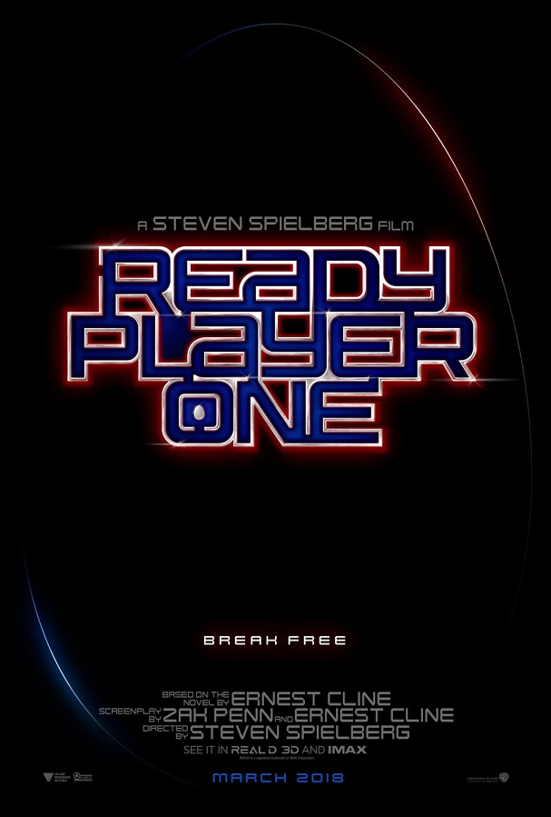 Ready Player One poster 607