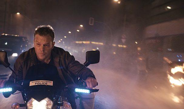 Jason Bourne 607