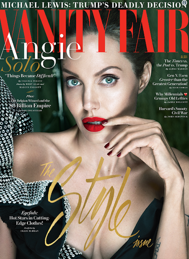 Angelina VF cover 607