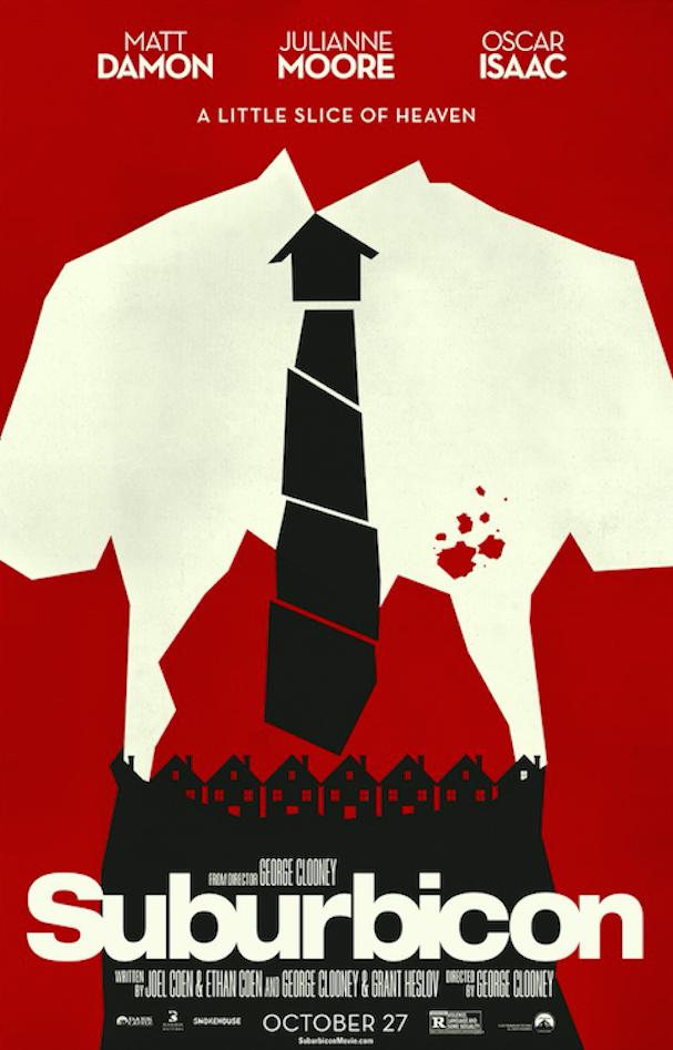 Suburbicon 607  poster