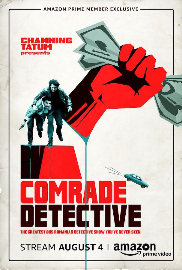 comrade detective 607