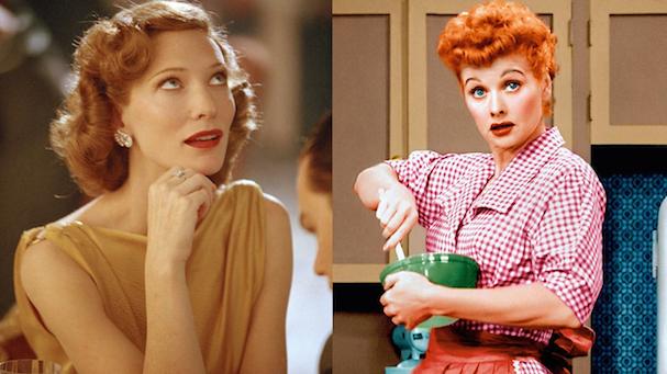 Cate Blanchett Lucille Ball 607