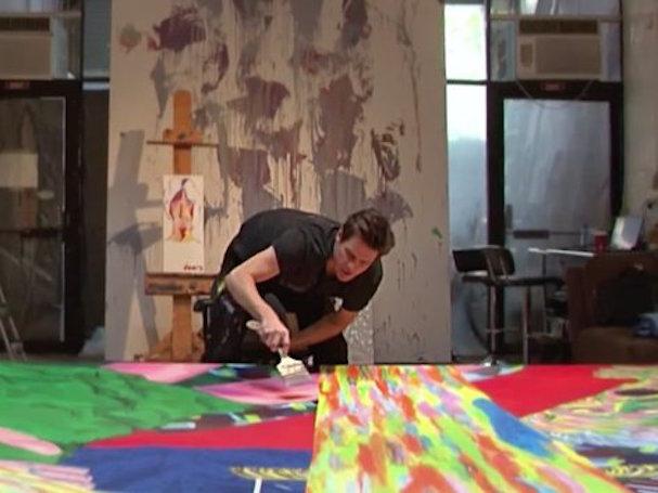 jim carrey painting 607 3