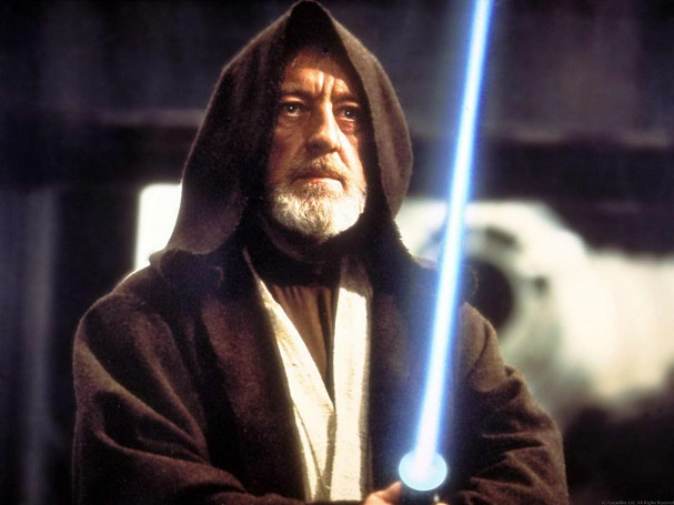 Alec Guinness Star Wars 607