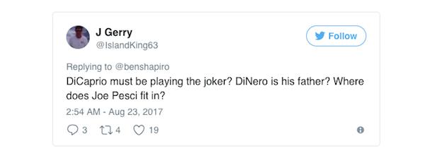 Joker tweet 607