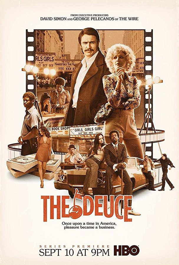 The Deuce poster 607
