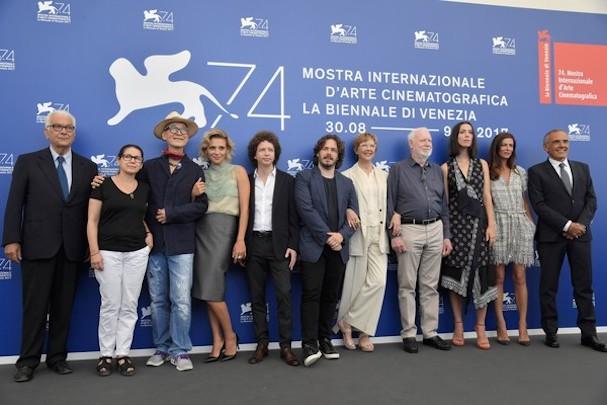Jury Venice 2017 607
