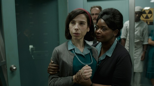 The Shape of Water 607
