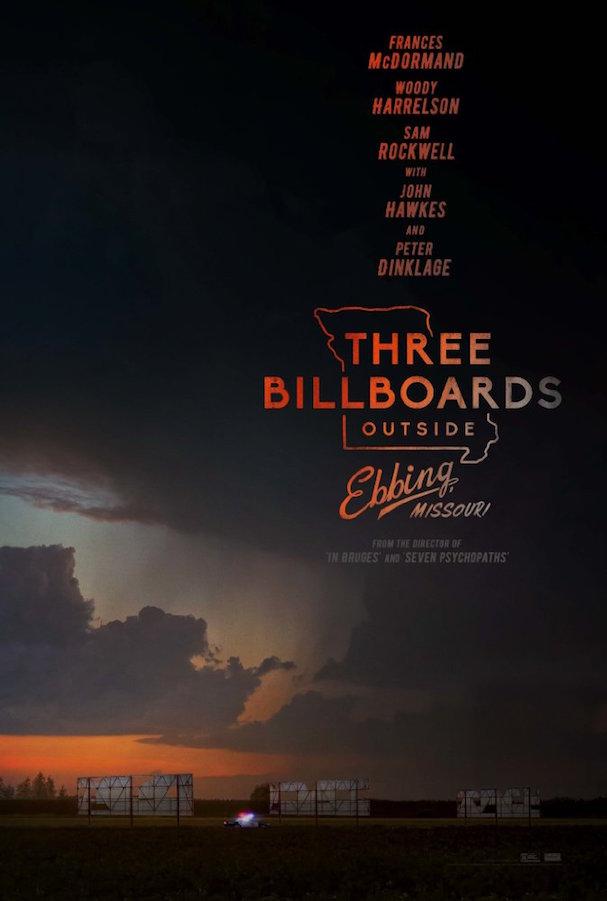 Three Billboards Outside Ebbing, Missouri 607