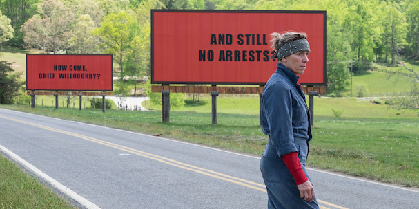 Three Billboards Outside Ebbing, Missouri 607