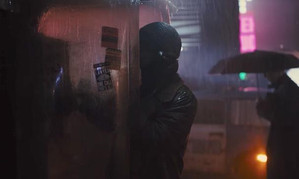Blade Runner 2049 Nowhere to Run