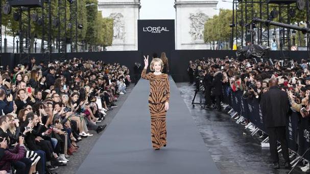 Τζέιν Φόντα,fashion week 607