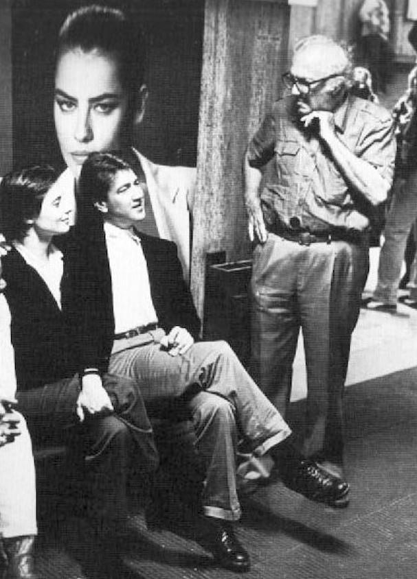 Lynch Fellini