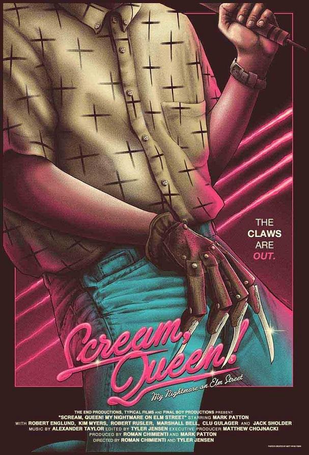 Scream, Queen! My Nightmare on Elm Street poster 607