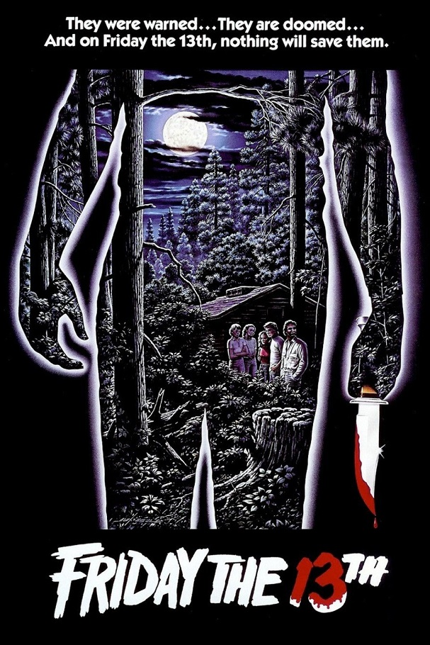 Friday the 13th Poster 607