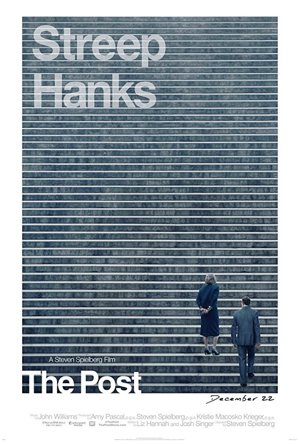 The Post poster 607