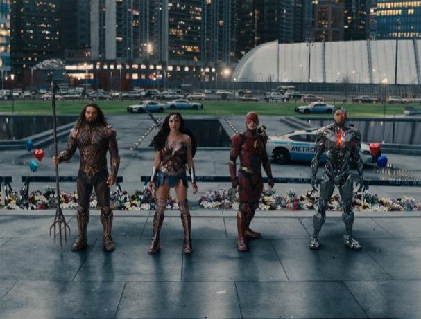 Justice League 607