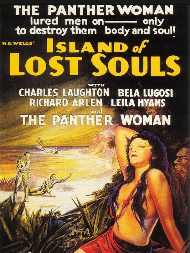 Island of the Lost Souls 607