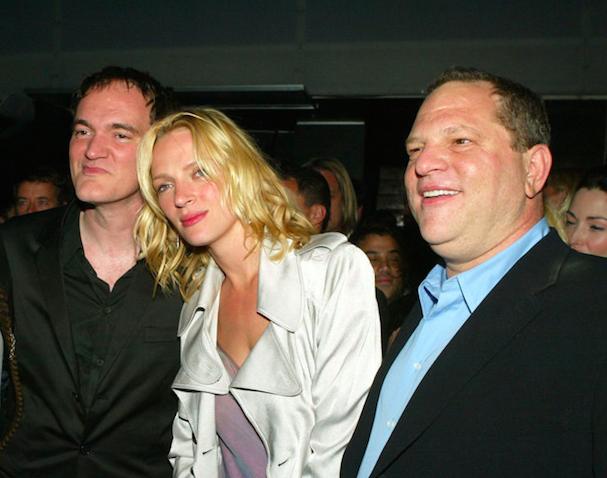 Uma Tarantino Weinstein 607