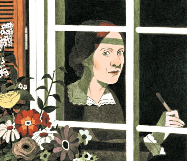 a quiet passion Illustration by Antoine Maillard 607