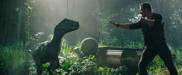 Jurassic World: Fallen Kingdom 607