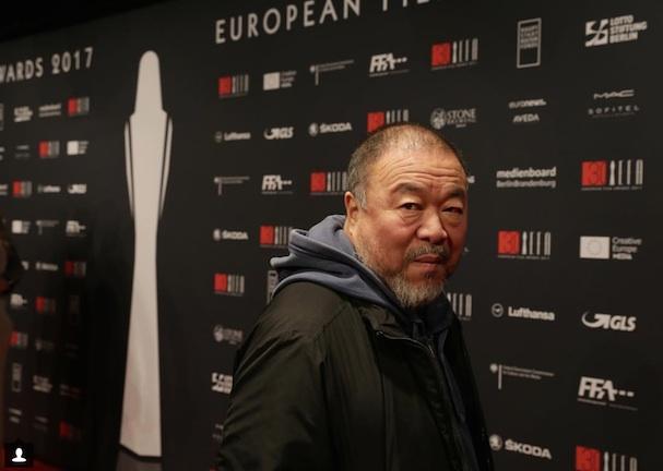 Ai Wei Wei EFA2017