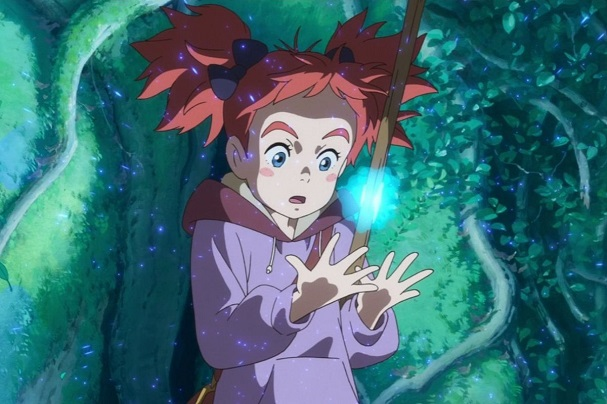 Mary and the Witch's Flower 607