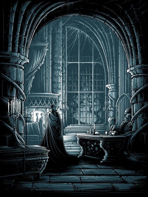 Dan Mumford - Dracula 607