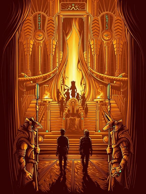 Dan Mumford - Stargate 607