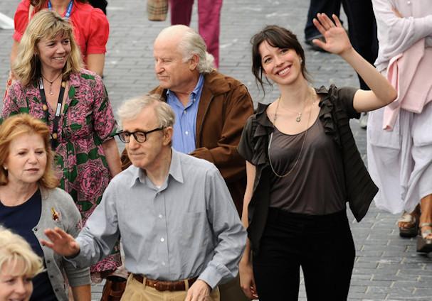 Rebecca Hall Woody Allen
