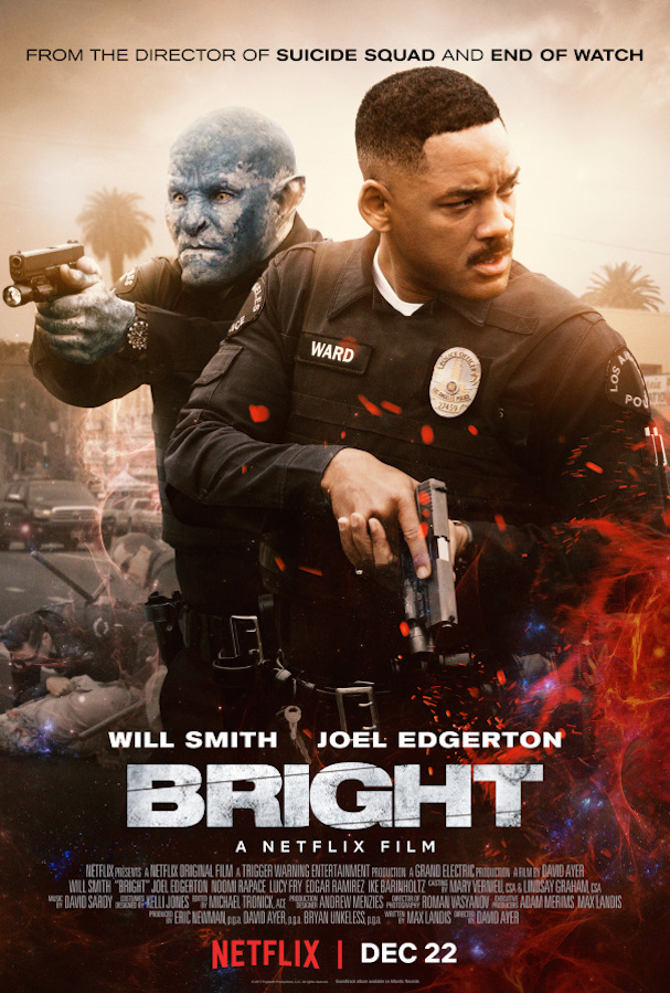 Bright Poster 607