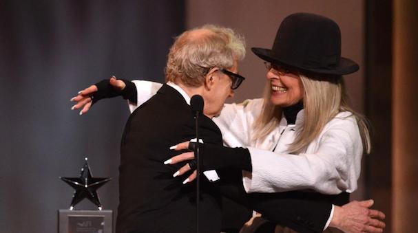 Woody Allen Diane Keaton 607