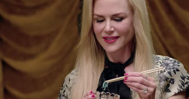 Nicole Kidman eats bugs 607 1