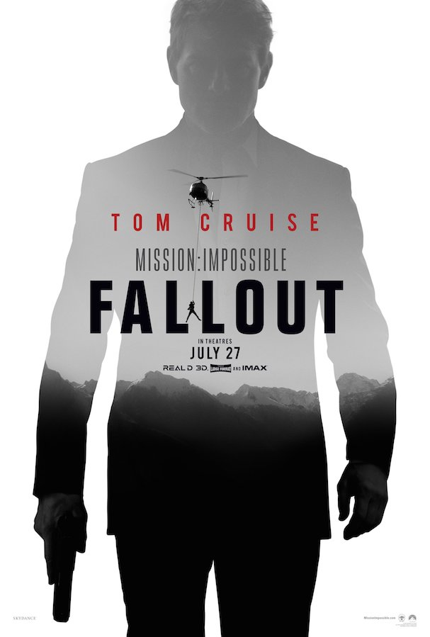 Mission Impossible Fallout Poster 607