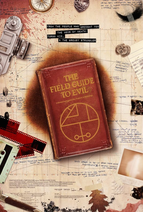 the field guide to Evil 607