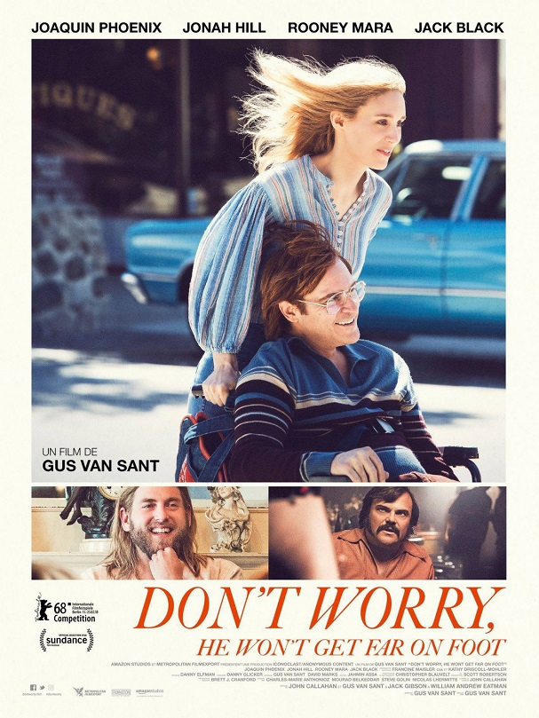 Don't Worry, He Won't Get Far on Foot poster 607