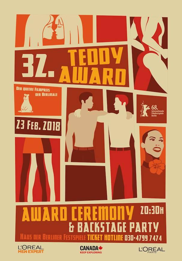 Teddy Awards Poster