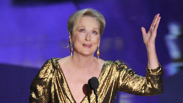 Meryl Streep 607