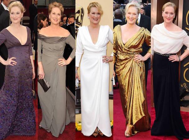Meryl Streep red carpet 2